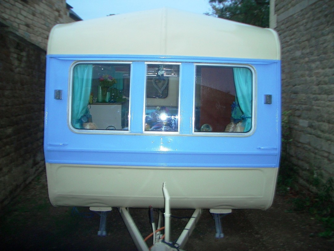 Our Original 1960's Retro Caravan - Our Home on Wheels